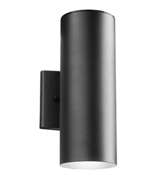 Kichler 11251BKT30 Outdoor Wall 1 Light LED in Textured Black