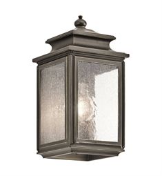 Kichler 49501OZ Outdoor Wall 1 Light in Olde Bronze