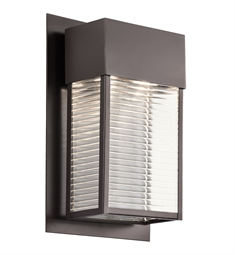Kichler 49190AZ Outdoor Wall 2 Light Halogen in Olde Bronze