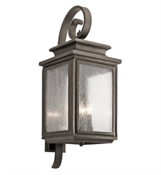 Kichler 49504OZ Outdoor Wall 4 Light in Olde Bronze
