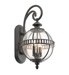Kichler 49600LD Outdoor Wall 1 Light in Londonderry