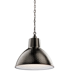 Kichler 42800BZ Pendant 1 Light in Bronze