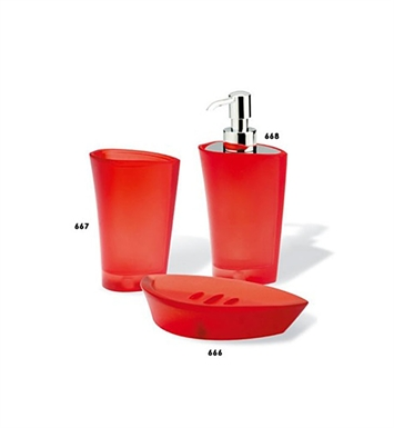 Nameeks CAL100 StilHaus Bathroom Accessory Set