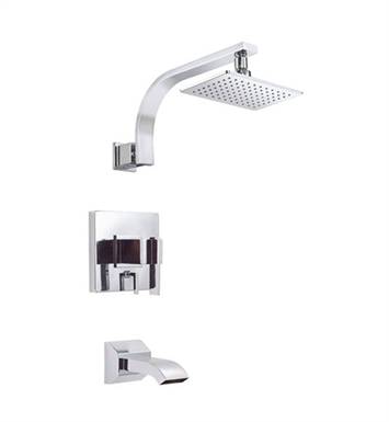 Danze D510044T Sirius™ Tub and Shower Trim Kit in Chrome