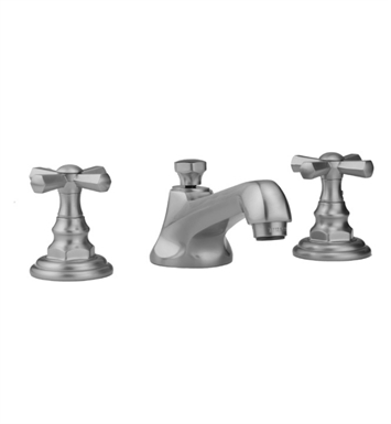 Jaclo 6870-T676 Westfield Widespread Faucet with Hex Cross Handles