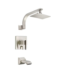 Danze Sirius™ Tub and Shower Trim Kit in Brushed Nickel