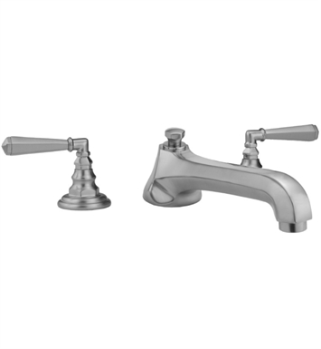 Jaclo 6970-T675-TRIM-SDB Westfield Low Spout Roman Tub Faucet with Hex Lever Handles With Finish: Sedona Beige