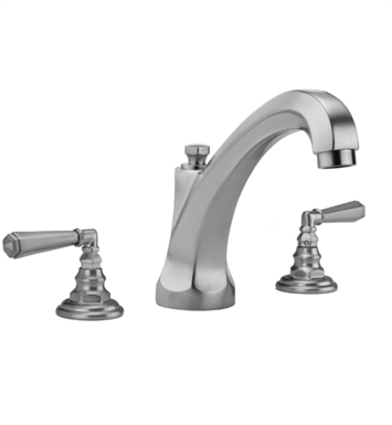 Jaclo 6972-T675-TRIM-SDB Westfield High Spout Roman Tub Faucet with Hex Lever Handles With Finish: Sedona Beige
