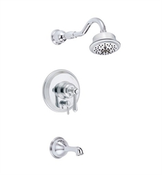 Danze Opulence™ Trim Only Single Handle Pressure Balance Tub & Shower Faucet in Chrome