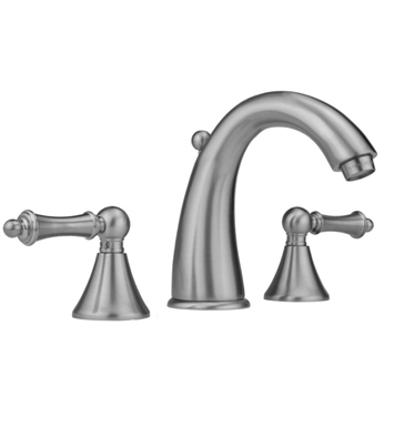 Jaclo 5460-T639-PCH Cranford Widespread Faucet with Traditional Lever Handles With Finish: Polished Chrome