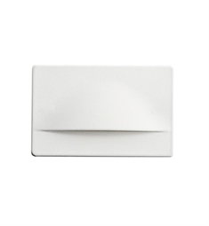 Kichler 12672WH Design Pro Dimmable LED Step & Hall Light in White Material (Not Painted)
