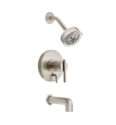 Danze Parma™ Trim Only Single Handle Tub & Shower Faucet in Brushed Nickel