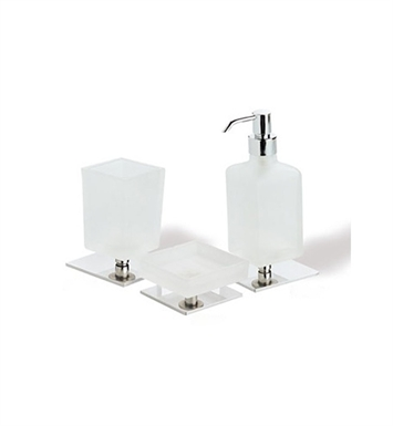 Nameeks Q100 StilHaus Bathroom Accessory Set