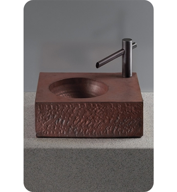 TOTO LT163#72 Waza™ Aya™ Vessel Lavatory With Finish: Burnished Gold