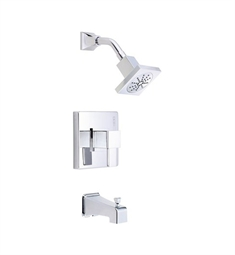 Danze Reef™ Trim Only Single Handle Tub & Shower Faucet in Chrome