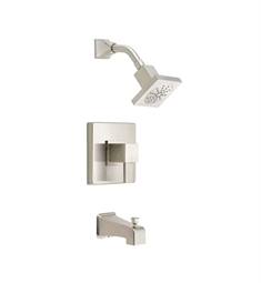 Danze Reef™ Trim Only Single Handle Tub & Shower Faucet in Brushed Nickel