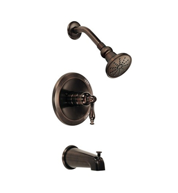 Danze D520155RBT Sheridan™ Trim Only Single Handle Tub & Shower Faucet in Oil Rubbed Bronze