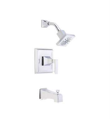 Danze D500036T Logan Square™ Tub and Shower Trim Kit in Chrome