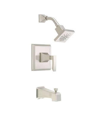 Danze D500036BNT Logan Square™ Tub and Shower Trim Kit in Brushed Nickel