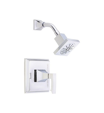 Danze D502536T Logan Square™ Trim Only Single Handle Pressure Balance Shower Faucet in Chrome