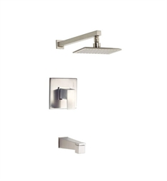 Danze Mid-town™ Tub and Shower Trim Kit in Brushed Nickel