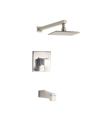 Danze D502062BNT Mid-town™ Tub and Shower Trim Kit in Brushed Nickel