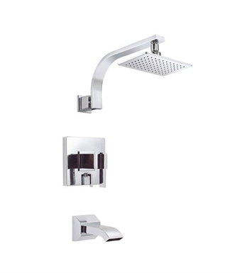 Danze D512044T Sirius™ Tub and Shower Trim Kit in Chrome