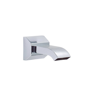 "Danze D606725 Sirius™ 7"" Wall Mount Tub Spout in Chrome"