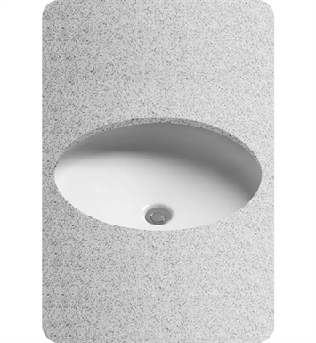 TOTO LT181#01 Curva™ Undercounter Lavatory With Finish: Cotton