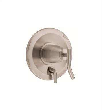 Danze D500454BNT Sonora™ Trim Only for Single Handle Pressure Balance Valve with Diverter in Brushed Nickel
