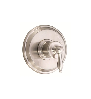Danze D510410BNT Prince™ Trim Only Single Handle Pressure Balance Valve in Brushed Nickel