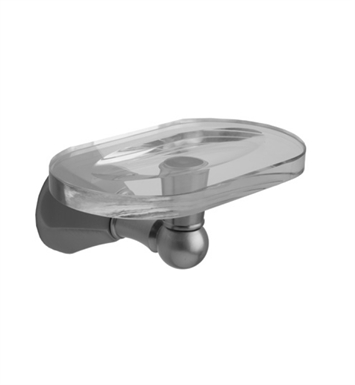 Jaclo 4870-SD-TB Astor Soap Dish With Finish: Tristan Brass
