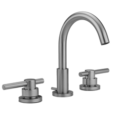 Jaclo Contempo 8880-T638 Widespread Faucet with Peg Handles