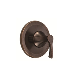 Danze Antioch™ Trim Only Single Handle Pressure Balance Valve in Tumbled Bronze