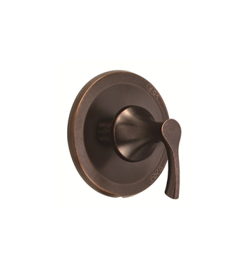 Danze D510422BRT Antioch™ Trim Only Single Handle Pressure Balance Valve in Tumbled Bronze