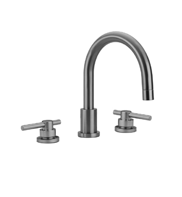 Jaclo 9980-T638-TRIM-PN Contempo Roman Tub Faucet with Peg Handles With Finish: Polished Nickel