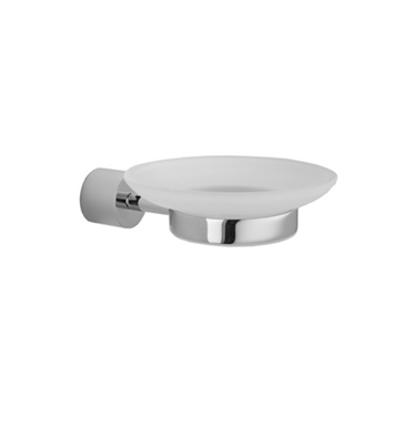 Jaclo 3501-SD-PN Contempo II Soap Dish With Finish: Polished Nickel
