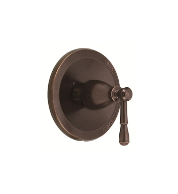 Danze D510415BRT Eastham™ Trim Only Single Handle Pressure Balance Valve in Tumbled Bronze