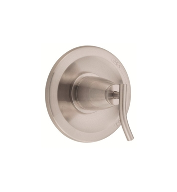Danze D510454BNT Sonora™ Trim Only for Single Handle Pressure Balance Valve in  Brushed Nickel