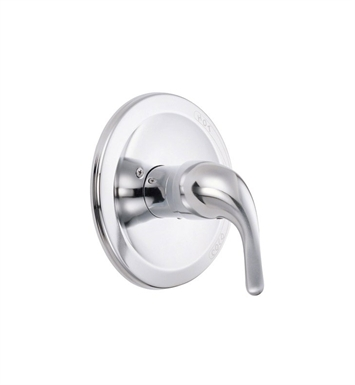 Danze D510411T Melrose™ Trim Only for Single Handle Pressure Balance Valve in Chrome