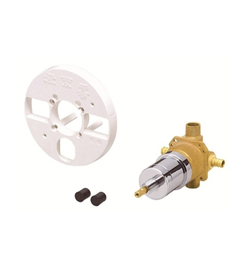 Danze D115010BT Single Control Pressure Balance Mixing valve in Rough Brass
