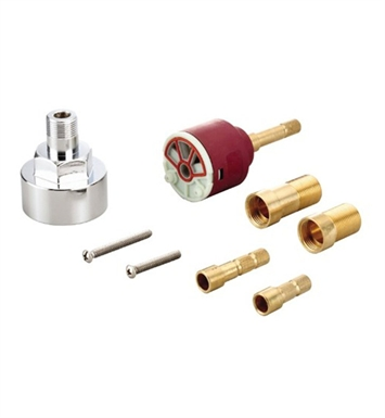 Danze D130001B Deep Wall Extension Kit for 1/2'' Shower Diverter Control Valve in Rough Brass