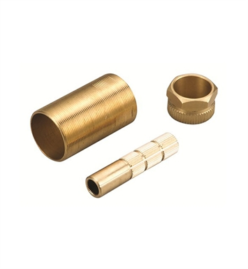 Danze D155001BT Deep Wall Extension Kit for 3/4'' Thermo Valve in Rough Brass
