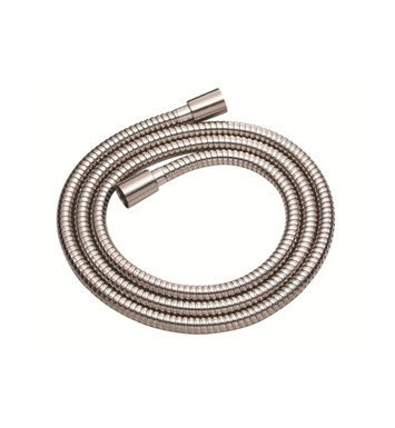 "Danze D469020BN Brushed Nickel Interlock 72"" Metal Hand Shower Hose"