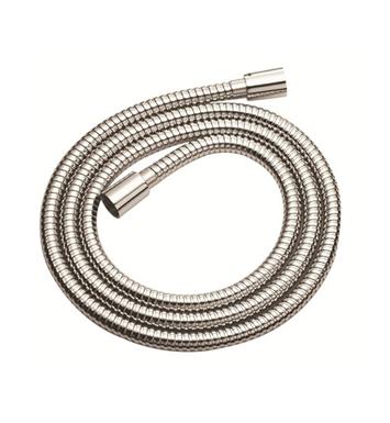 "Danze D469020PNV Polished Nickel Interlock 72"" Metal Hand Shower Hose"
