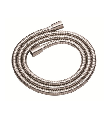 "Danze D469030BN M-Flex 72"" Nylon Hand Shower Hose in Brushed Nickel"