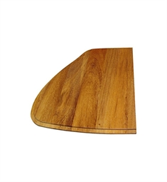 Franke CQ29-40S Iroko Solid Wood Cutting Board For CQX11029 Kitchen Sink