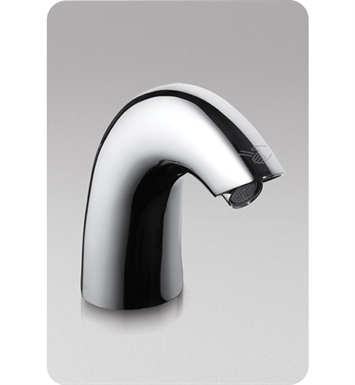 TOTO TEL3GS10#CP Standard EcoPower Faucet - Single Supply With Finish: Polished Chrome
