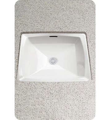 TOTO LT491G#03 Connelly™ Undercounter Lavatory, with SanaGloss - ADA With Finish: Bone