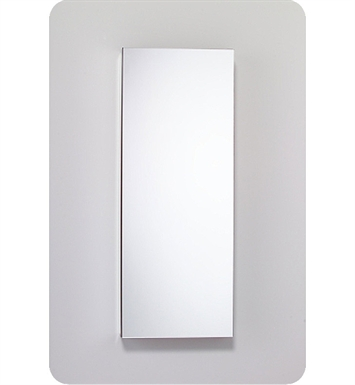 "Robern MC1240D4FBLE2 M Series 11 1/4"" Wide x 4"" Deep Customizable Cabinet With Cabinet Hinge: Left And Electrical Option: Electrical outlet with Interior Light And Style and Color: Flat Cabinet Top with Beveled Mirrored Door"